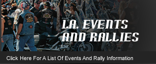Louisiana Events and Rallies